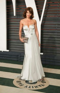 Helena Christensen - 2016 Oscars Vanity Fair After-Party