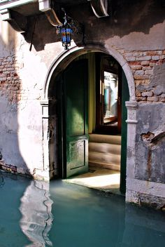.Wonderful entrance! Venice, Italy