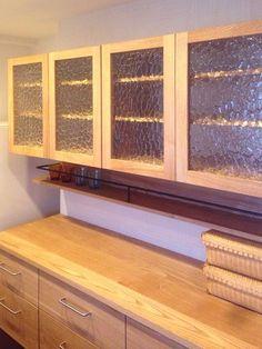 オーダー家具・食器棚 キッチン背面収納