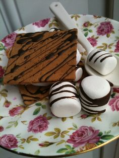 Graham Cracker Smores Chocolate Overload with by Bananamoo on Etsy, $19.00