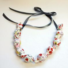 Craftastic: Make an Easier-Than-You-Think Teething Necklace. For my baby having friends.