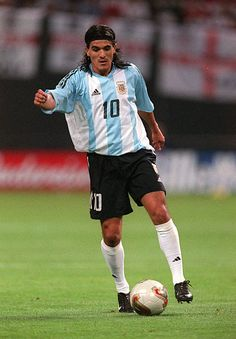 Ariel Ortega Pictures and Photos - Getty Images Argentina Football Team, Argentina Soccer, Football Tournament, Football Jerseys, Old Boys, Captain Tsubasa, International Football, World Cup Final, Sapporo