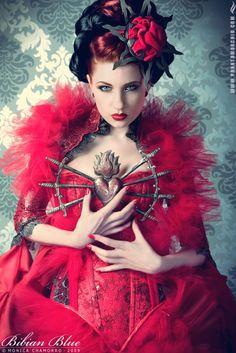 Red Queen | byulorinvex