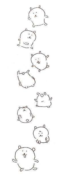 2016年 くままとめ Emoticon, Emoji, Cartoon Bear, Simple Doodles, Nagano, Pretty Pictures, Artsy Fartsy, Monochrome, Iphone Wallpaper