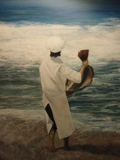 kok brengt rog terug naar zee verkocht