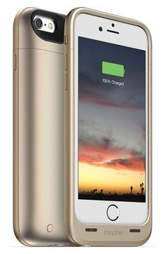 Mophie+'juice+pack+air'+iPhone+6+charging+case+available+at+#Nordstrom