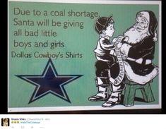 November 27, 2014 Philadelphia Eagles @ Dallas Cowboys, Score: 33-10  Photo by @NFL_Memes