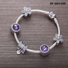 [Special Offer & Time Limited]PANDORA Bracelets 5 Charms