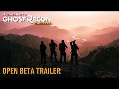 Ghost Recon Wildlands Beta Now Available