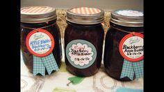 Canning 101: Blackberry Apple Butter