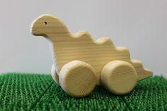 生活にぬくもりをプラスしてくれる木のおもちゃ♪【アニマルカーシリーズ】にまさかの?がおがお~~~~っ♪と、恐竜さん♡登場だっ!ぼくの親友にならない??好きな動...|ハンドメイド、手作り、手仕事品の通販・販売・購入ならCreema。