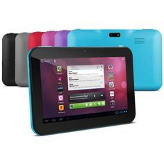 Ematic 7 Pro Series 2 Google Android 4 0 Capacitive 8GB Tablet w Dual CameraS | eBay