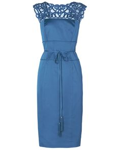 Women's TealIshiko Dress