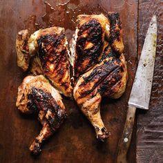 Chicken Under a Brick Recipe
