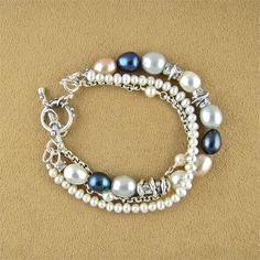 multi strand bracelets - Szukaj w Google