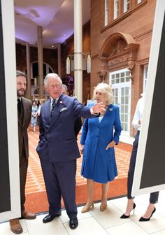 """Clarence House on Twitter: """"The Duke and Duchess of Rothesay are visiting the #HarristoParis Fashion Exhibition in #Edinburgh."""