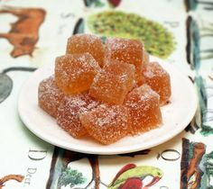 Apple Cider Jelly Candy