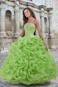 Attn: tatang & dadai: Get married in a Lime Green Wedding dress with the wedding colours lime green, white, and black. The bridesmaids will have Dresses in the colours of the rainbow with Lime Green sashes. I will have a green/purple ring too. :)