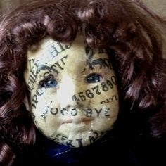 The Scariest Doll you may ever encounter...