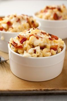Bacon Feta Macaroni and Cheese