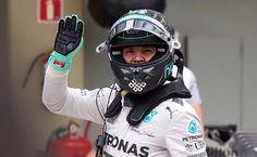 Nico Rosberg set the all time lap record and pole at Interlagos in 2014 #F1History #BrazilianGP #NicoRosberg #PolePosition #LapRecord.  www.F1Milestone.com