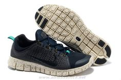 555306-440 Dark Obsidian Dark Obsidian Mens Nike Free Powerlines