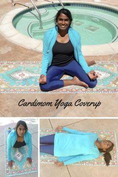 Yoga coverup