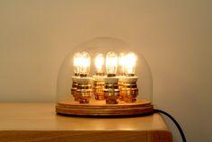 Tesla jar Lamp