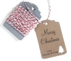 Tag  Tag di albero di Natale di regalo Natale regalo tag Set