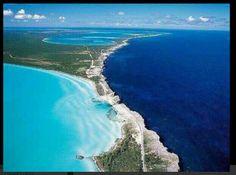 Donde el Caribe y el Atlántico se encuentran