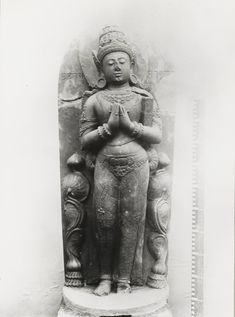 of Sudhanakumara from candi Jago (inv no Vietnam, Javanese, Jakarta, Temples, World War Ii, Archaeology, Indie, Sculptures, Museum