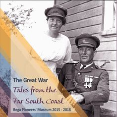 The Great War: Tales from the Far South Coast at #Bega Pioneer Museum 21 March to 1 June > This significant Exhibition tells local stories of courage, resilience and commitment and puts the catastrophic events of WWI into a regional context > http://southeastarts.org.au/current-events/?event_type=Exhibition
