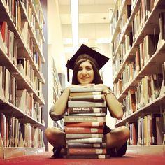 Senior Graduation picture at Georgia College photo credit: Lena Thompson