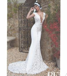 Berta Spring Collection 2015. Never Worn dress with beautiful beading. Only the waist was altered.