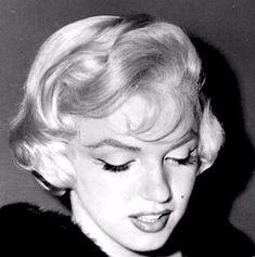 Marilyn Monroe in 1954.