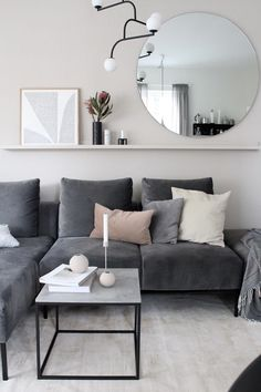 Small rugs are also ending up being incredibly popular. Even hang carpets, in some cases called tapestries, which are showed on the wall to be put on view for everybody who circulate. The most important thing for purchasing an area rug is to find the most suitable along with the one that more fits into your own decoration. #livingroomdecorideas