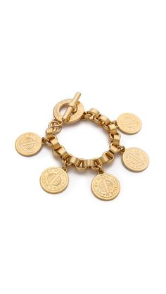Marc by Marc Jacobs Toggle Charm Bracelet