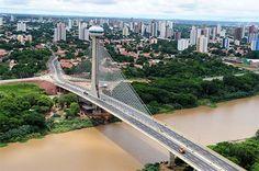 GEOGRAFIA NO MUNDO E NO BRASIL: CAPITAIS BRASILEIRAS - TERESINA - PIAUÍ