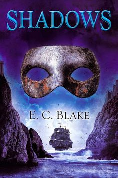 The Qwillery: Review: Shadows by E. C. Blake