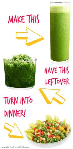 What to do with all of that leftover juice pulp! A fantastic healthy salad recipe that's great to make if you're juicing.
