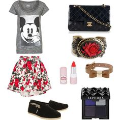 """""""My Mall Outfit"""" by josephineweithaus on Polyvore"""