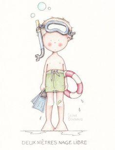 Картинки для скрапбукинга от Celine Bonnaud