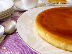 Torta creme caramel