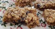 In a little bit I will be taking these Oatmeal Hermit Bars to the volunteers at Hillcrest Platte County Thrift Shop. Oatmeal Raisin Bars, Oatmeal Flour, Hermit Cookies, Amish Recipes, Yummy Recipes, Cake Platter, Jelly Roll Pan, Canned Pumpkin, How To Make Cookies