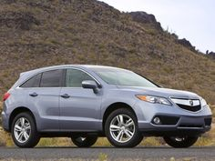 2013 New Acura RDX has now gone up to the independent suspension: 4 Wheel.