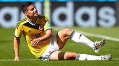 Lord help me.  James Rodriguez. Colombia.
