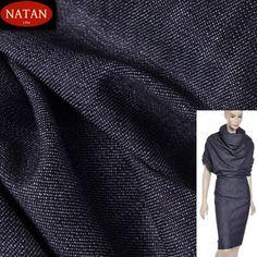 Jeans Denim  bawełniany MODERN dekatyzowany