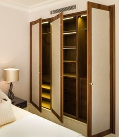 Built-in Bedroom Wardrobes