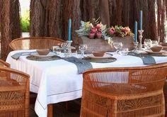 Schöne Tischdecken...