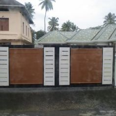 Interesting Simple Gate Designs For Homes In Kerala And Also Kerala Gate Designs Another Gate From